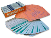 Grapho-Deck Handwriting Flash Cards